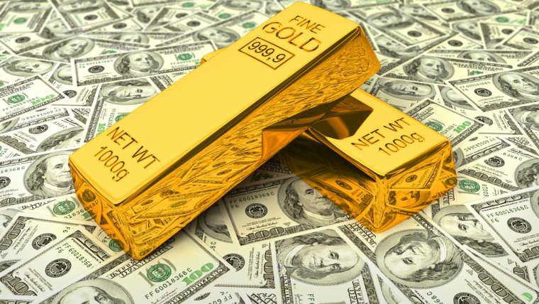 Gold bars?