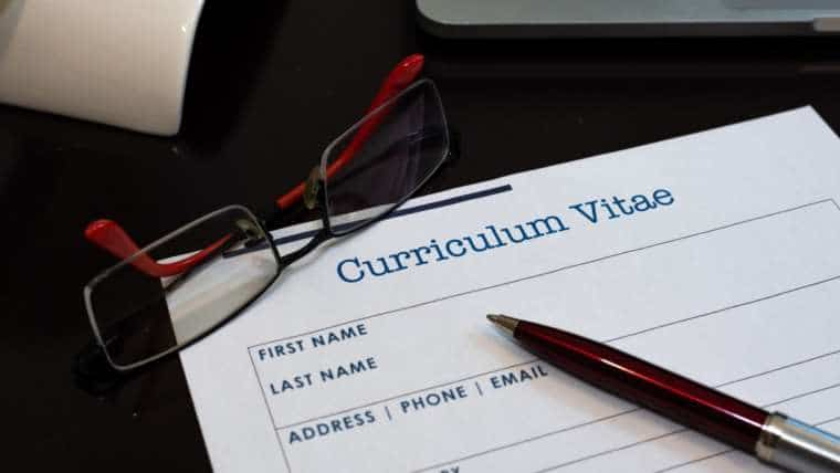 CVs and Résumé