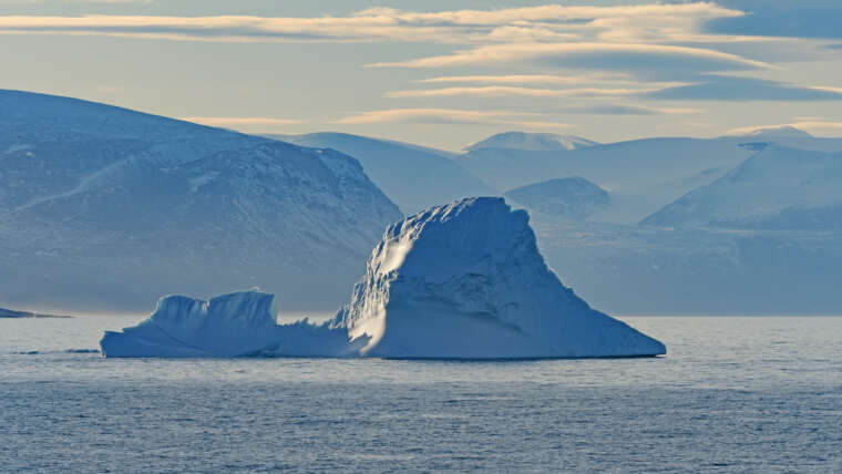 And sometimes there is an iceberg in front of you